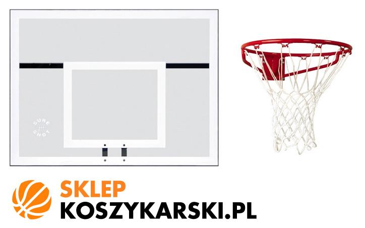 Kosze i tablice do koszykówki